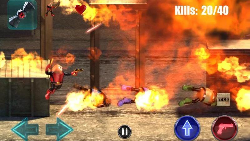 Killer Bean Unleashed на андроид