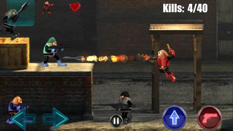 Killer Bean Unleashed скачать