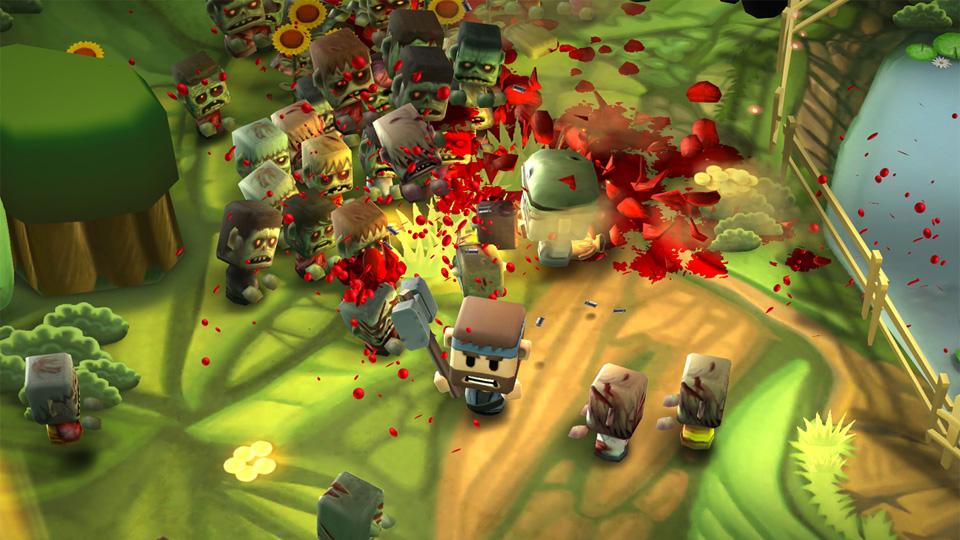 Minigore 2: Zombies скачать
