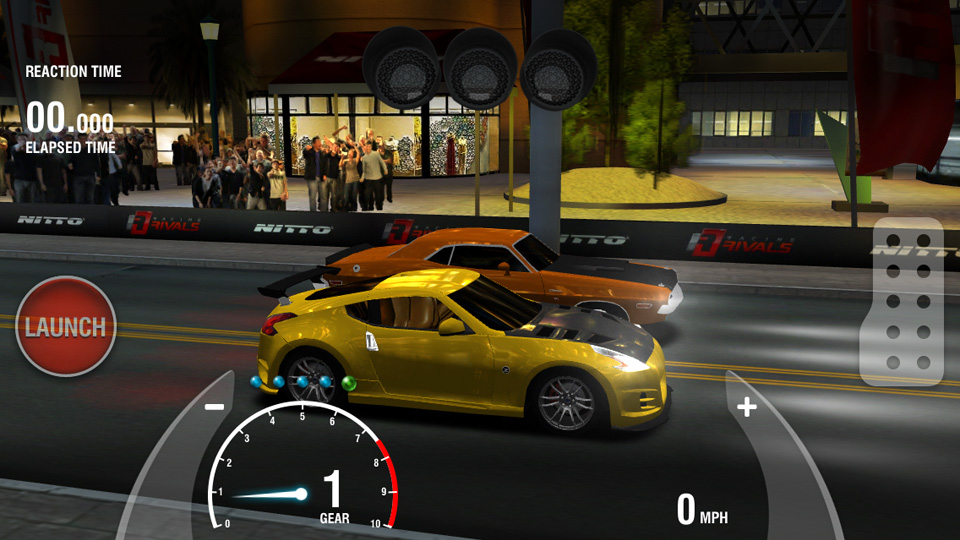 Racing Rivals на телефон