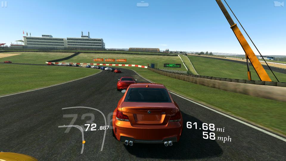 Real Racing 3 на андроид