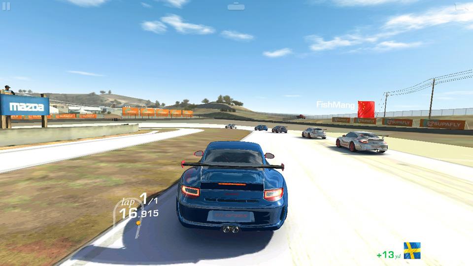 Real Racing 3 скачать