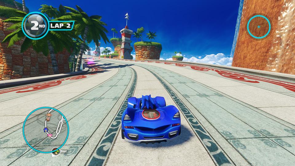 Sonic Racing Transformed скачать