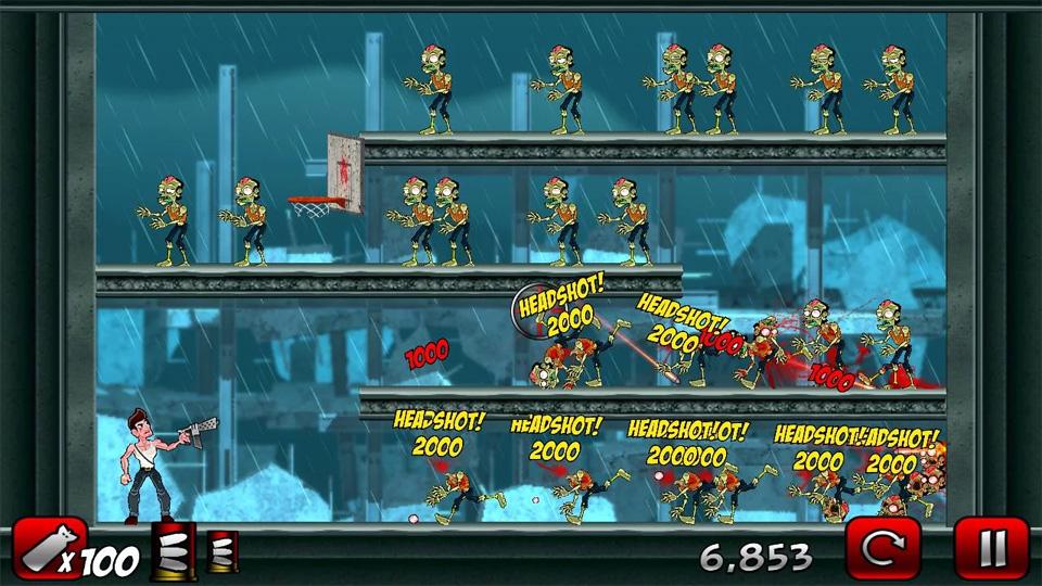 Stupid Zombies 2 скачать
