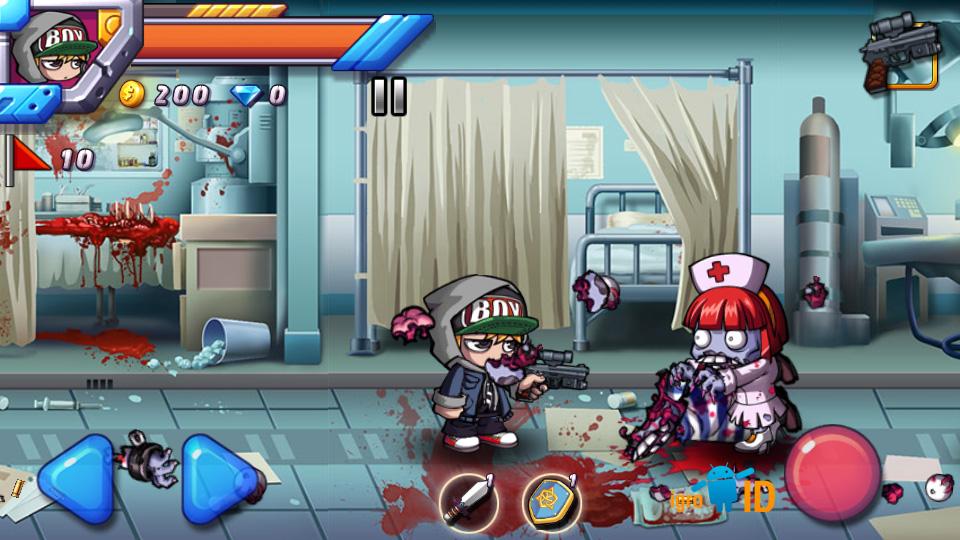 Zombie Diary 2: Evolution на андроид