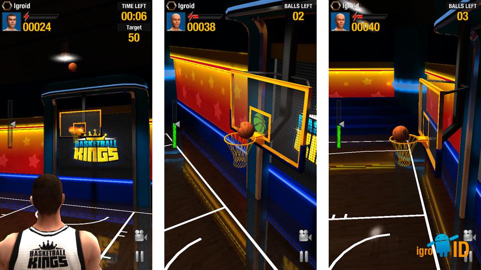 Basketball Kings на андроид