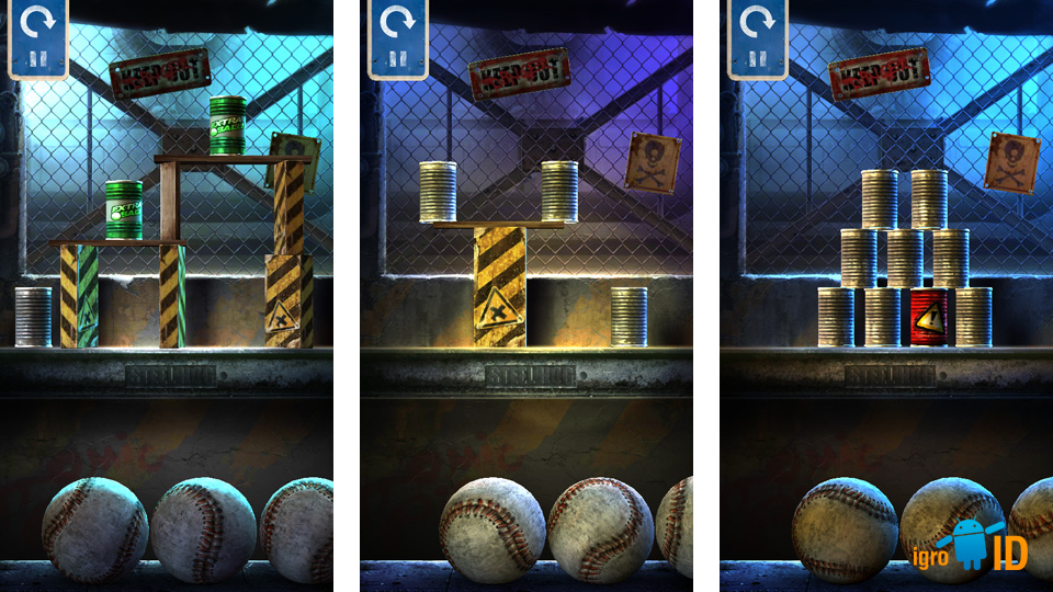 Can Knockdown 3 на телефон