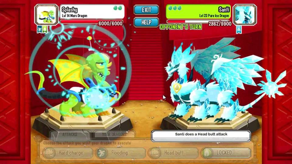 Dragon City на андроид