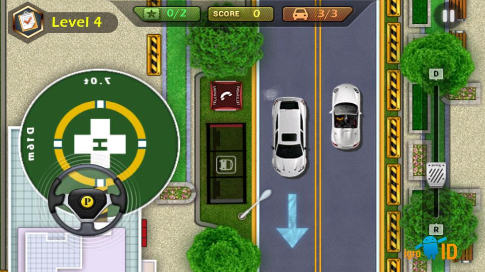 Parking Jam скачать