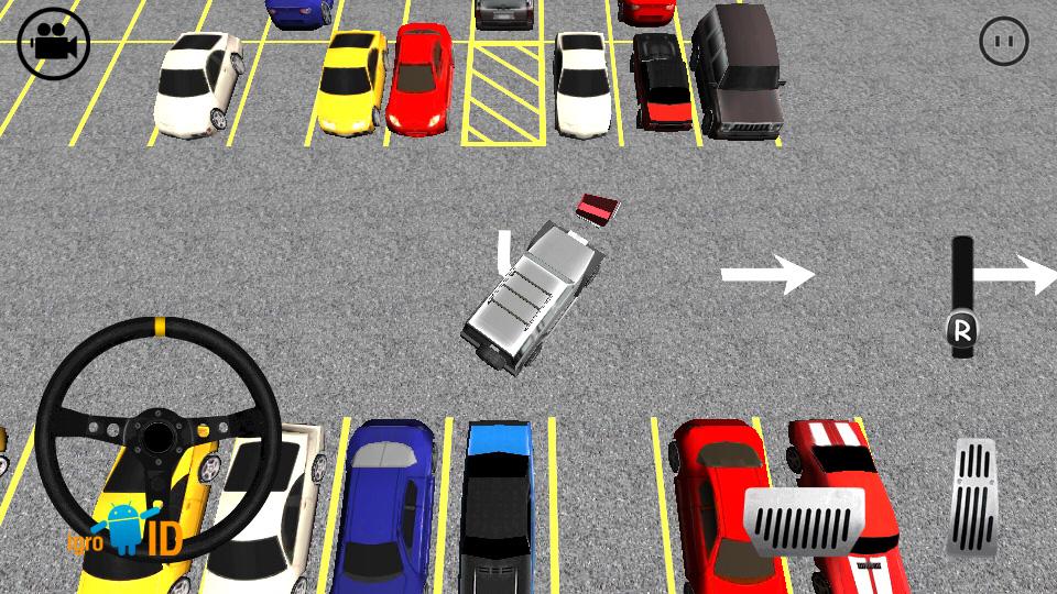 Parking Madness на андроид