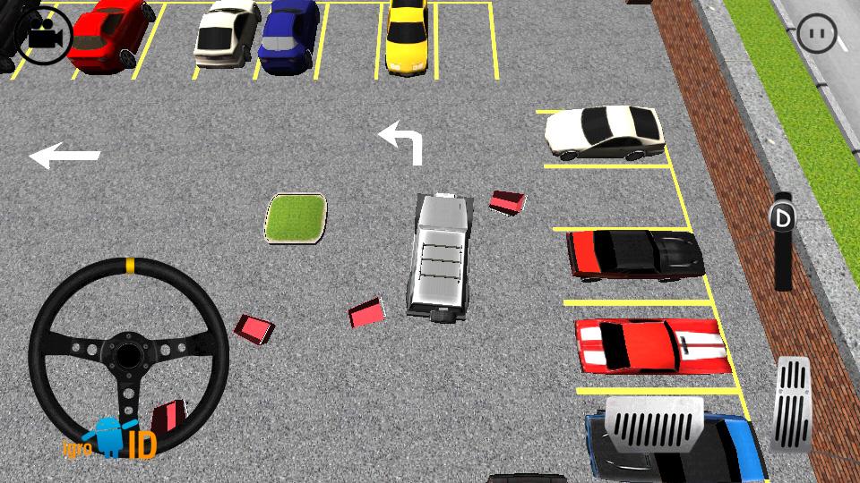 Parking Madness скачать