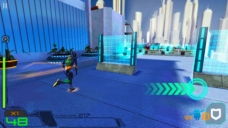 RunBot на андроид