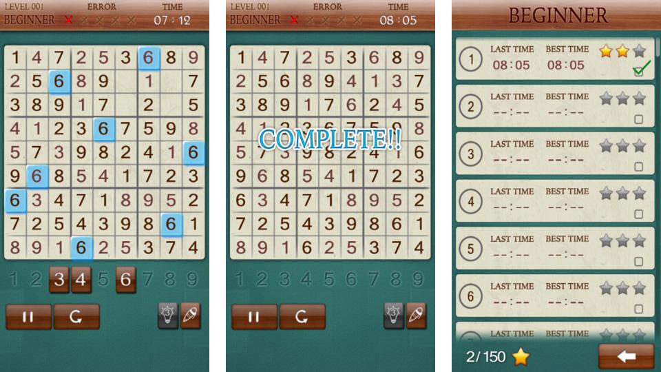 Sudoku Fun на андроид