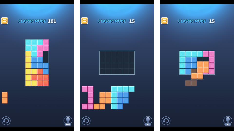 Block Puzzle King на андроид