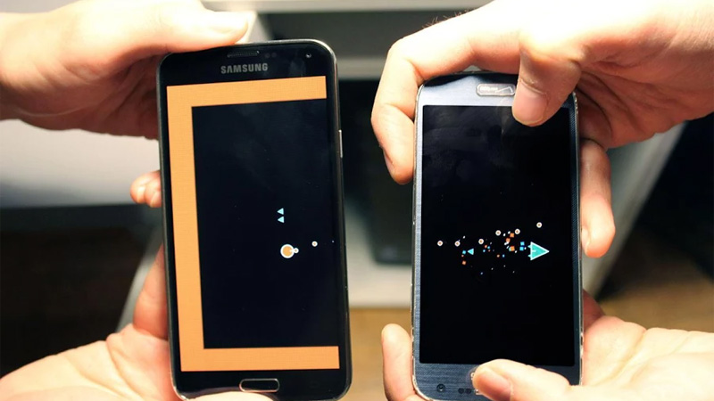 Dual на андроид