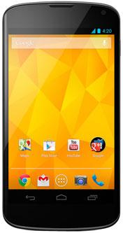 Игры на LG Google Nexus 4