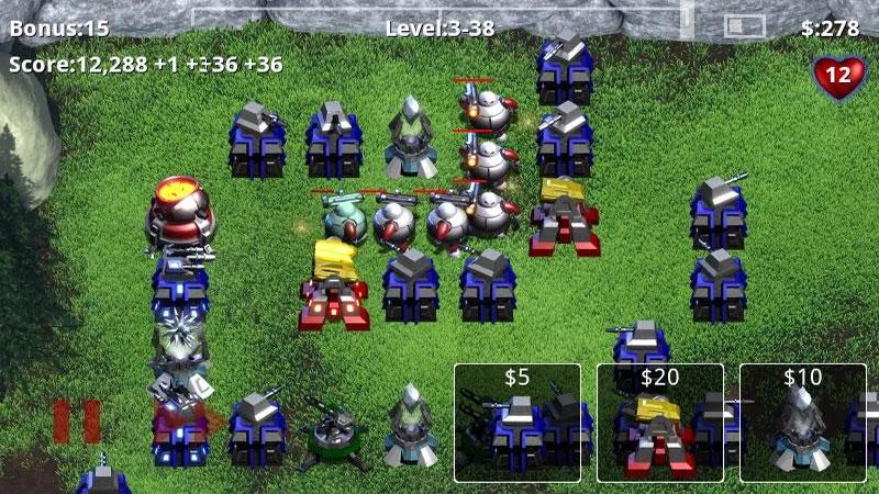 Robo Defens скачать