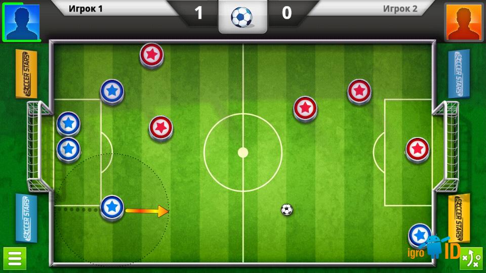 Soccer Stars скачать