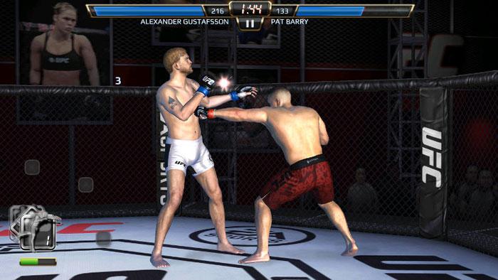 UFC на телефон