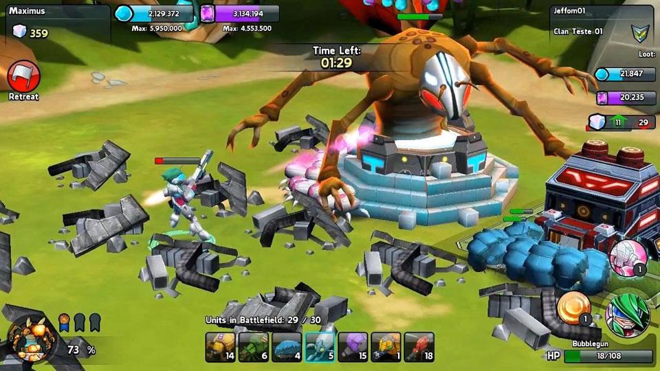 Armies & Ants на телефон