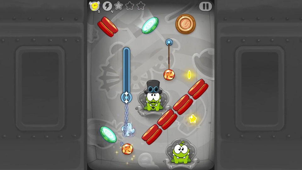 Cut the Rope: Time Travel на телефон
