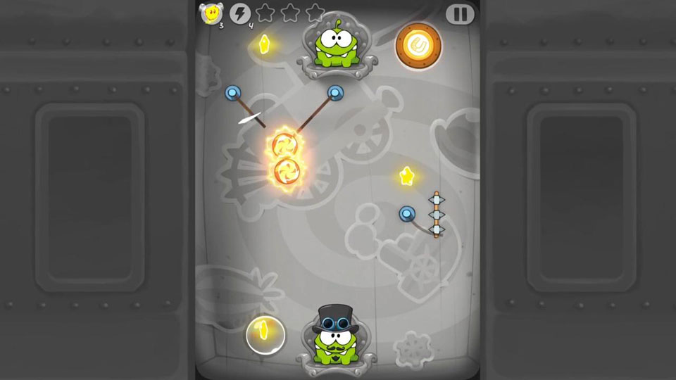 Cut the Rope: Time Travel скачать