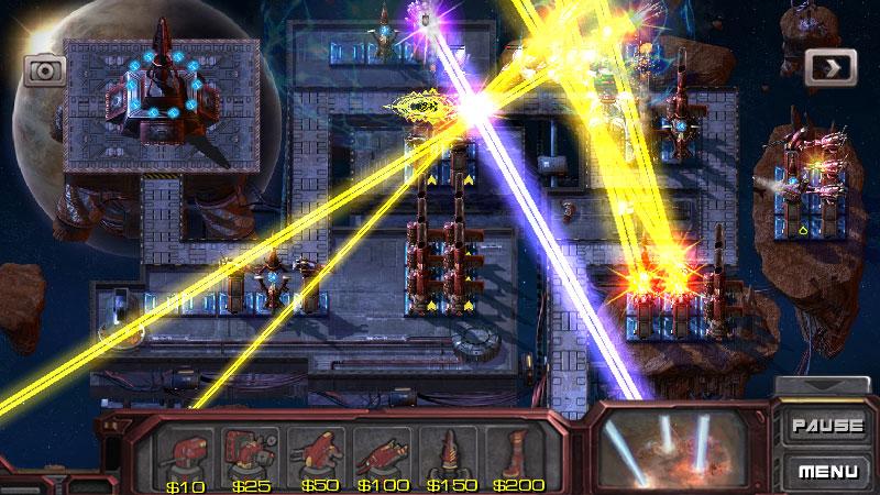 Defense Matrix на андроид