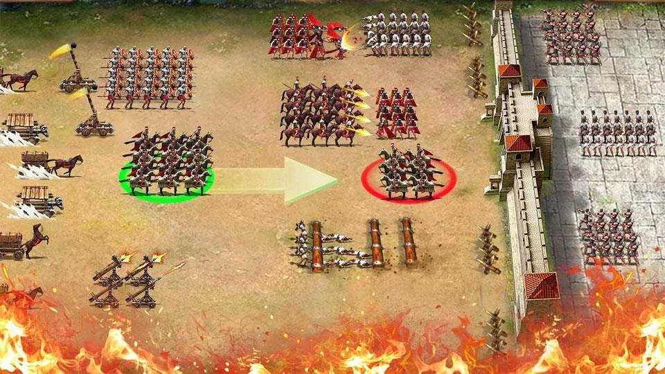 Empire War: Age Of Heroes скачать