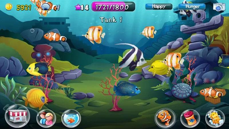 Fish Adventure скачать