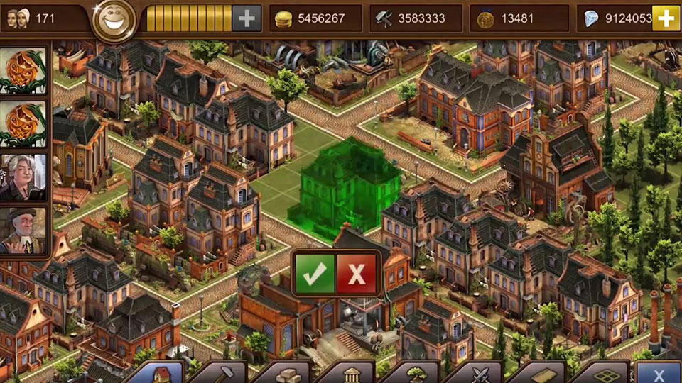 Forge of Empires скачать