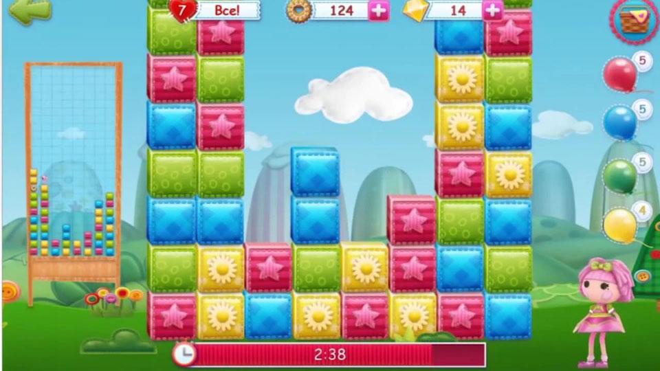 Лалалупси - лучшая детская игра на андроид