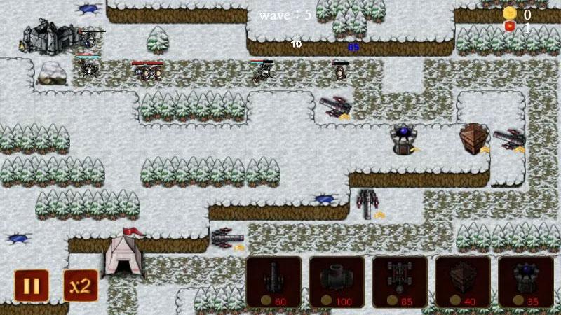Medieval Castle Defense на андроид