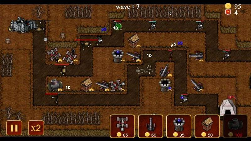 Medieval Castle Defense скачать