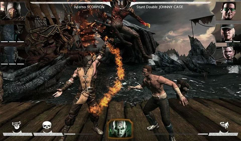 Mortal Kombat X скачать