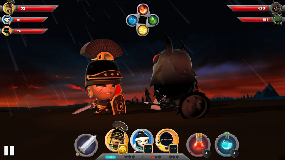 World of Warriors Android Скачать Бесплатно.