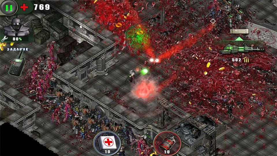 Зомби Шутер на андроид