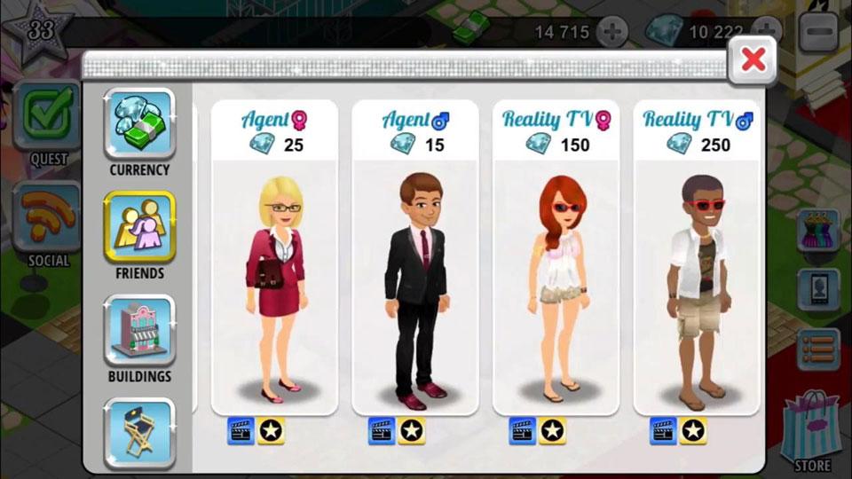 Hollywood U: Rising Stars на андроид