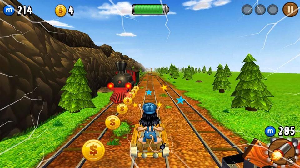 Hugo Troll Race на андроид