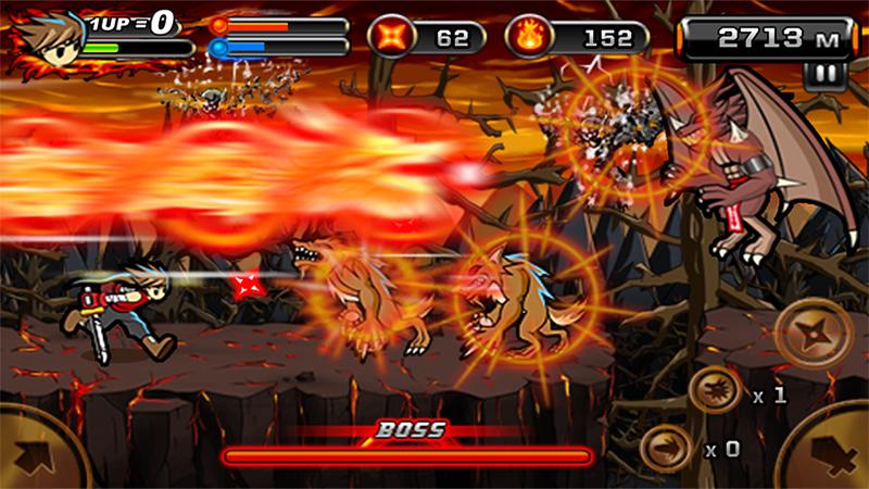 Дьявол Ninja 2 на андроид