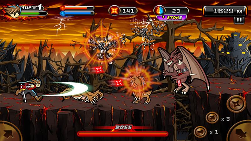 Дьявол Ninja 2 скачать