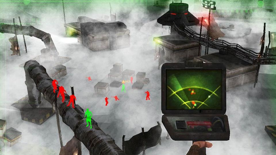 Zombie Hunter: War of The Dead на телефон