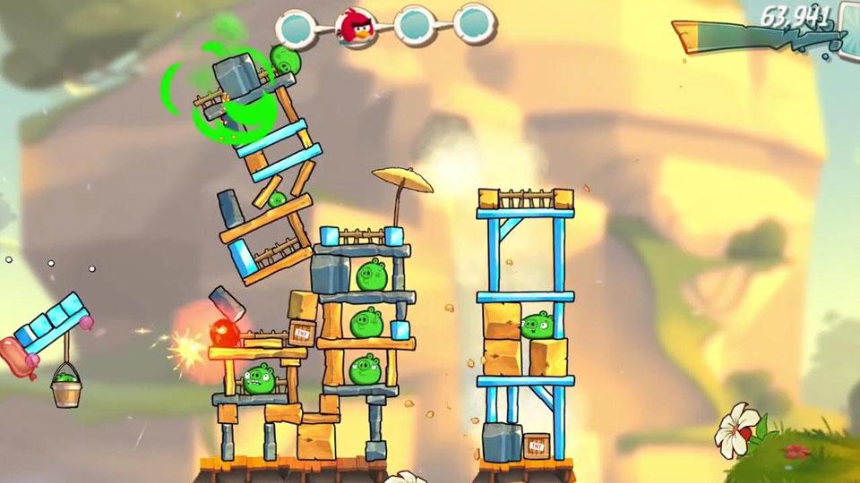 Angry Birds 2 скачать