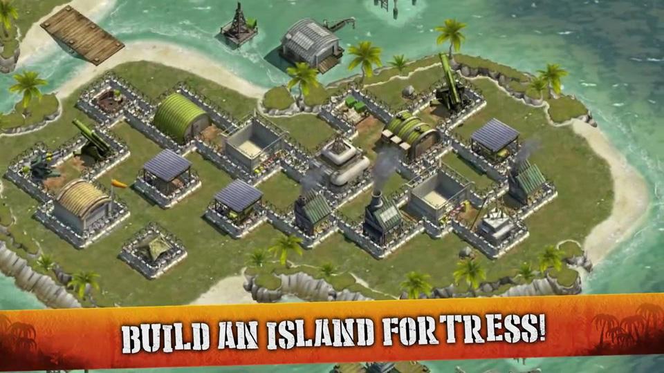 Battle Islands на андроид