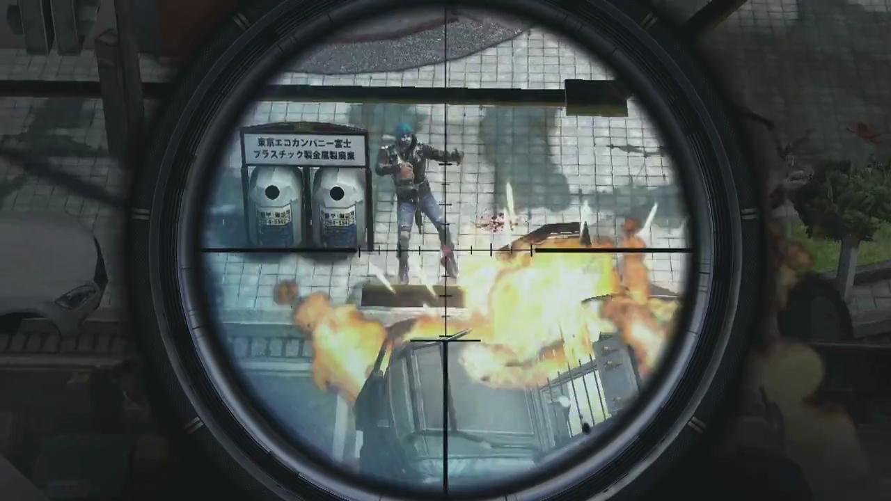 Modern Combat 5: Затмение на телефон