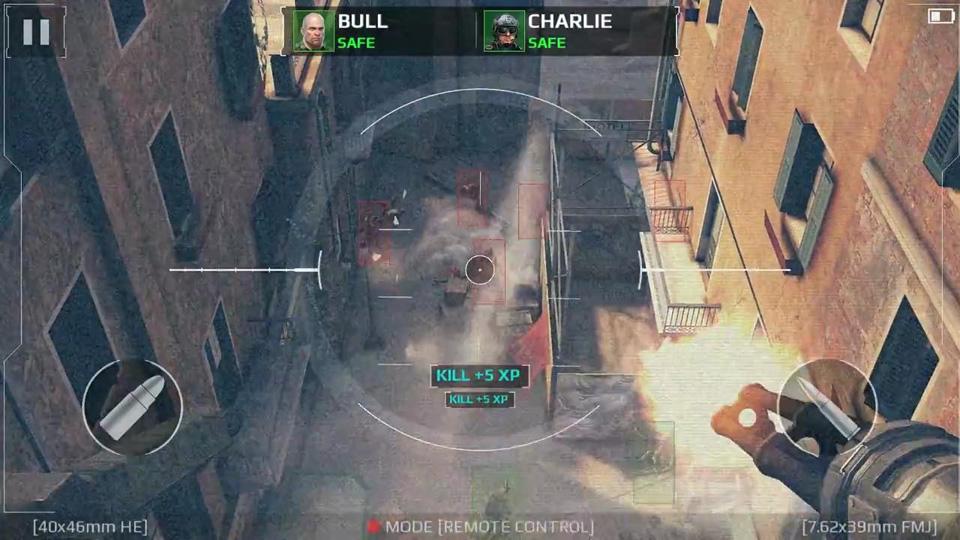 Modern Combat 5: Затмение скачать