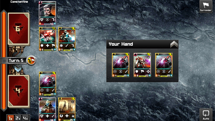 Tyrant Unleashed на андроид