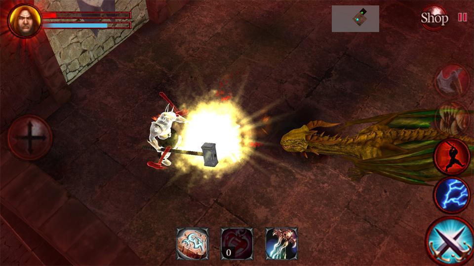 Demons & Dungeons на андроид