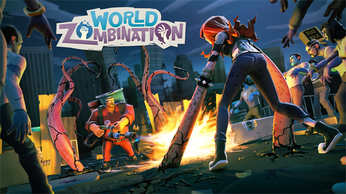 World Zombination на андроид