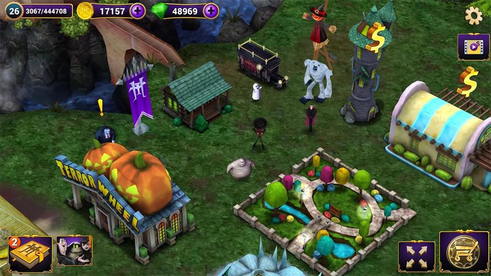Hotel Transylvania 2 на андроид