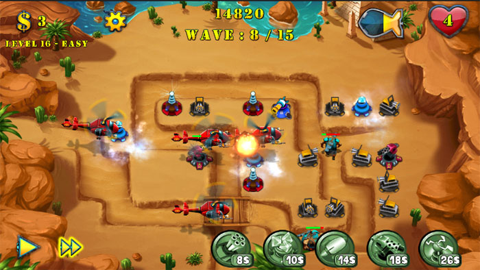 Tower Defense Evolution 2 на телефон